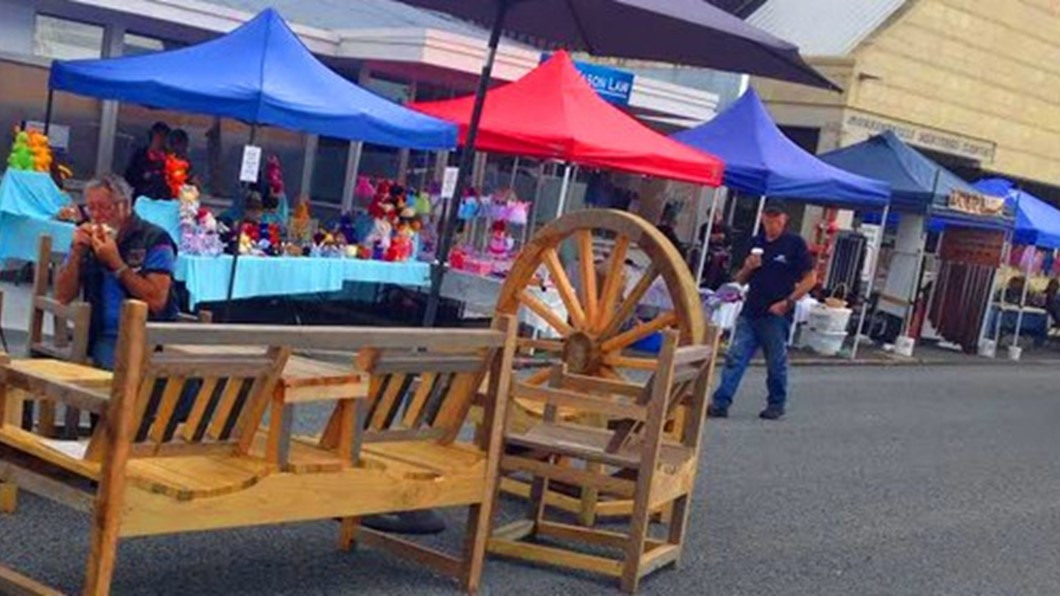 Morrinsville Country Market, Markets and Fairs, Morrinsville, Waikato