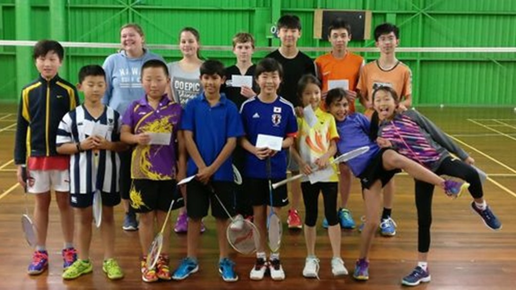 Shuttle Time Junior Non-Rep Tour, Badminton, Eastlink Sports Centre, Hamilton, Waikato