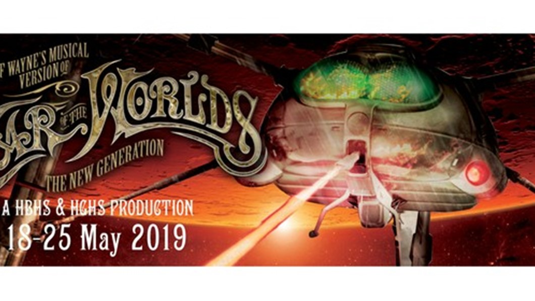 Jeff Wayne's Musical Version of The War of the Worlds, Musicals, Hamilton Boys' High School, Hamilton, Waikato