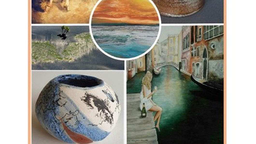 Raglan Art With Risk Exhibition, Contemporary Art, Welcome Swallow Gift Shop and Gallery, Hamilton, Waikato