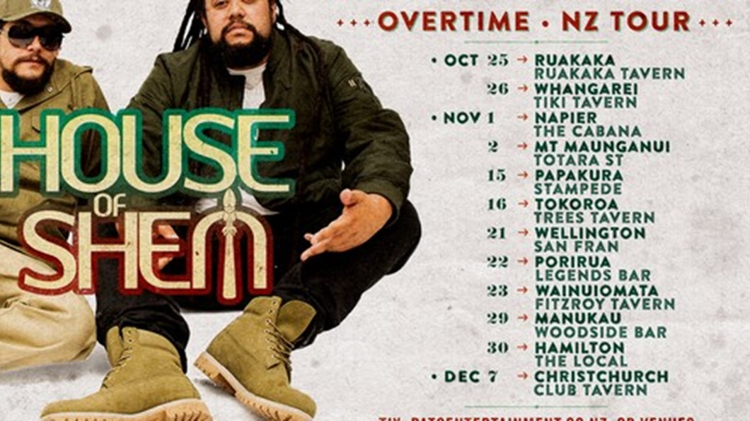 House Of Shem, Reggae, The Local Tavern, Hamilton, Waikato