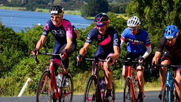Ride Holidays Karapiro 100K Flyer, Cycling, Mighty River Domain, Cambridge, Waipa