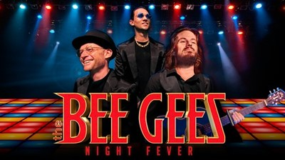 The Bee Gees Night Fever, Covers, Tribute Bands, The Plaza, Putaruru, South Waikato