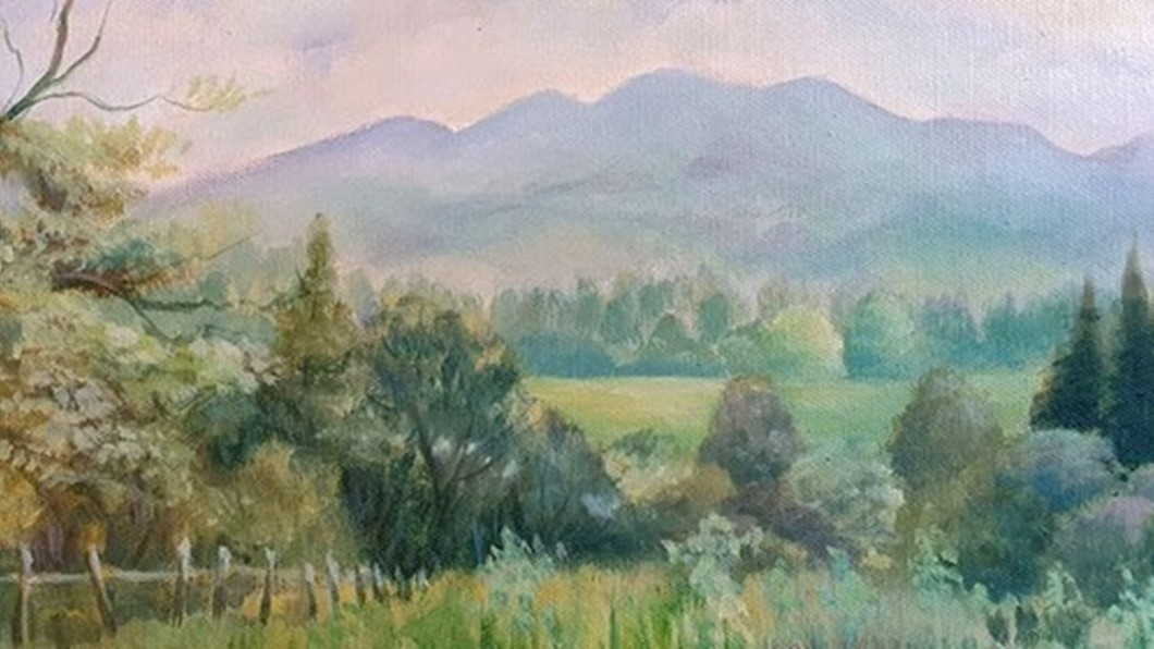 Landscape Painting for Beginners, Family & Lifestyle, Arapuni Arts, Putaruru, South Waikato