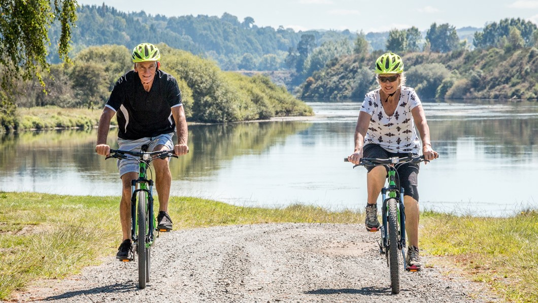 Little Waipa - Waikato River Trail