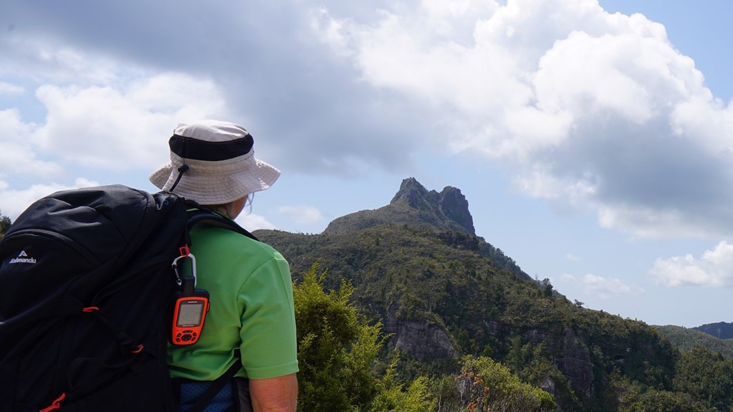 Climb the iconic Pinnacles in the Coromandel