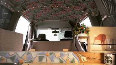 Mojo Campers Sleepervans are comfortable and functional. We made no compromise. A comfy place to stay that won't make you feel homesick — it is home.