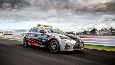 Lexus High-Speed Safety Car.  Take a fast ride of the Hampton Downs circuit, with family and/or friends in the car with you – a high-speed experience for the whole family – we need say no more. Priced from $120 for up to four people.