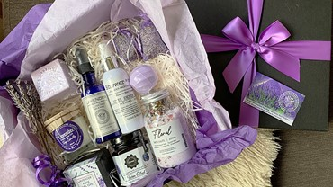 Lavender Gift Box / Gift Ideas
