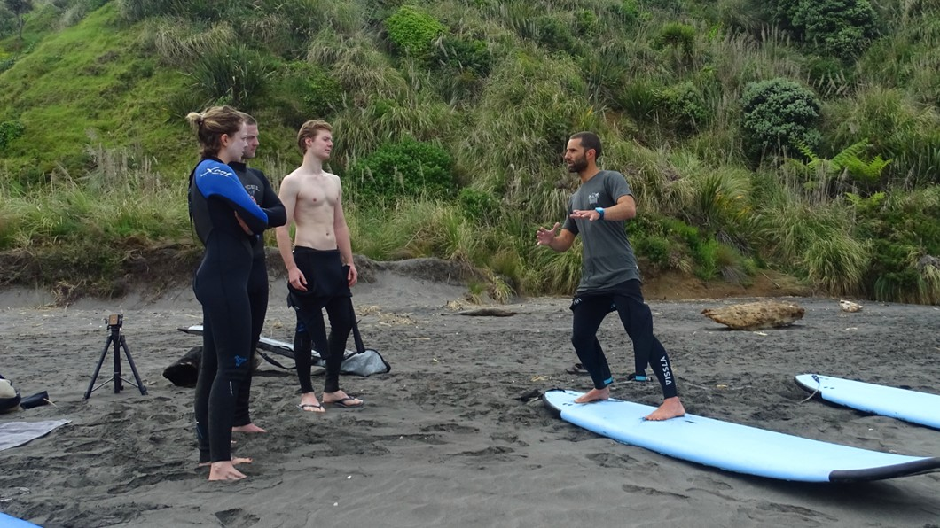 Learn faster with more detailed coaching courses and the smallest group size in Raglan.
