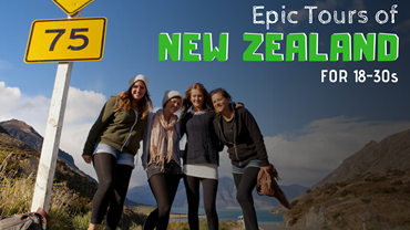 Kiwi Vibes - Epic Tours of New Zealand for 18-30s!