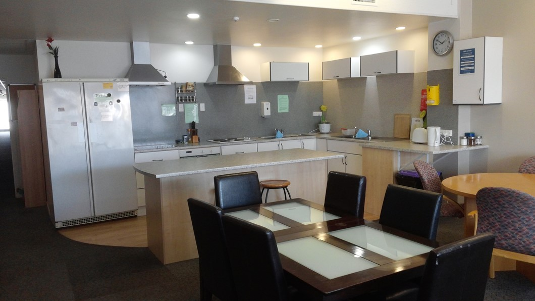 Central Suite Kitchen