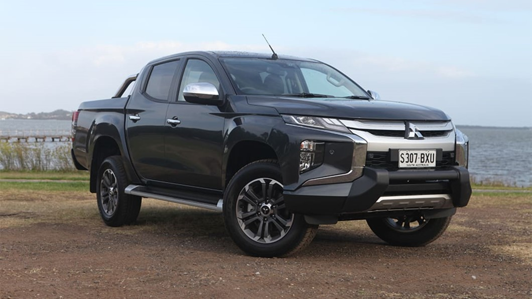 Mitsubishi Triton 2WD Double Cab from $69 per day.