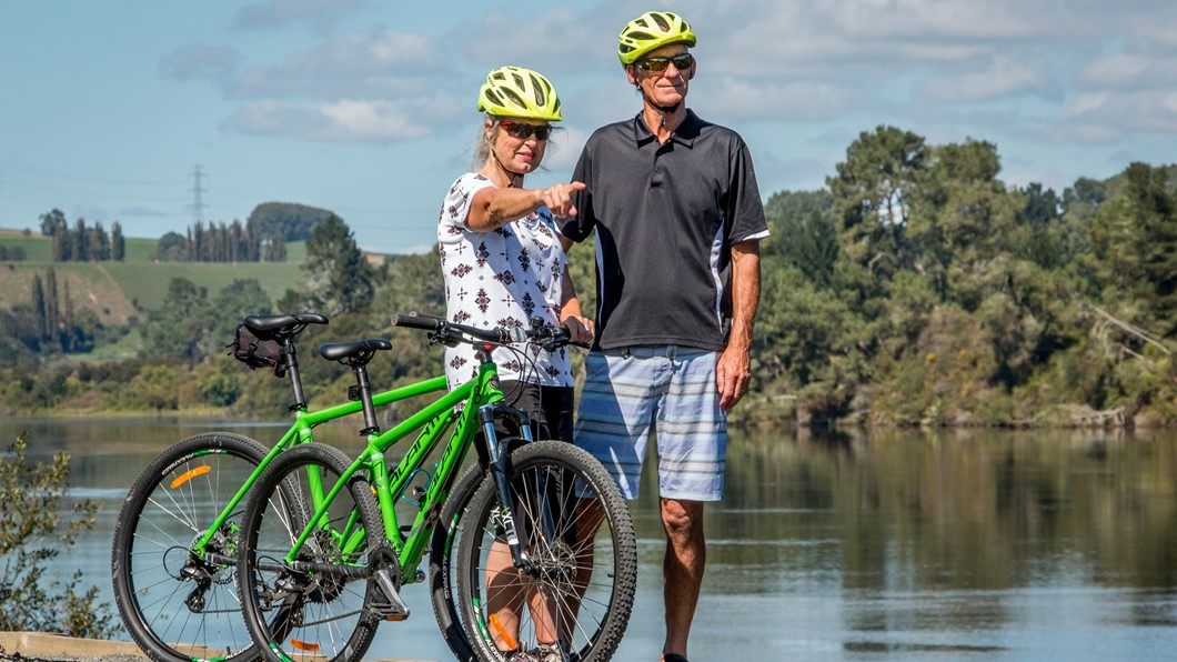 Waikato River Trail
