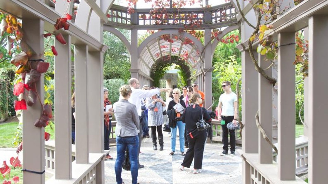 Hamilton Gardens Guided Tour