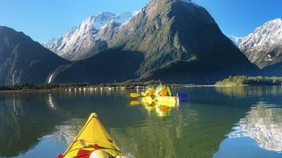 Doubtful Sound Kayaking