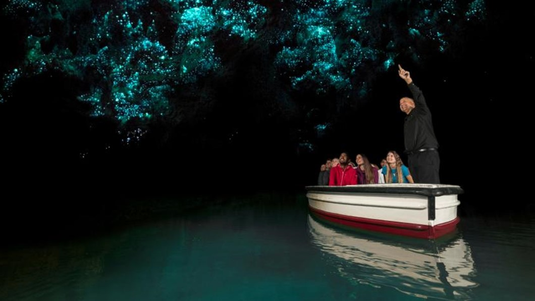Hamilton to Waitomo Caves Shuttle