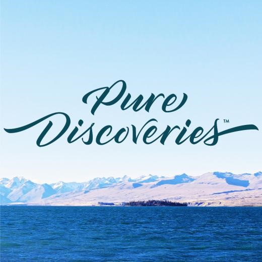 Pure Discoveries | Logo