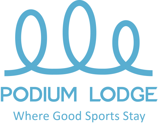 Podium Lodge | Logo