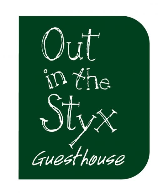 Out in the Styx Guest House | Logo